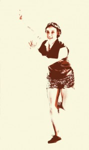 Bibiana Devlin swing dance teacher tasswing