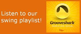 Listen to us on Grooveshark
